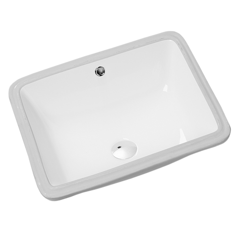 Gareth Ashton 123348 Park Avenue 540mm Undercounter Basin with Chrome Plug & Waste
