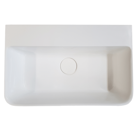 Gareth Ashton 22698 Patinato Clearstone Gloss Basin