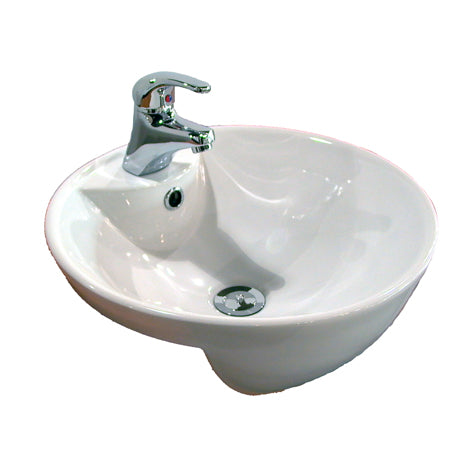 Parisi VT440 Happy Fish semi recess basin