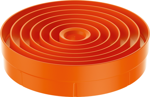 BORA PUEDO Pure Air Inlet Nozzle Orange