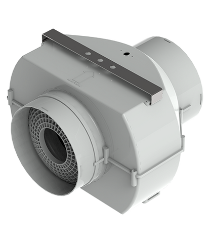 Whispair IP.1140 KleenAir Pro Remote Inline Fan Motor Solution
