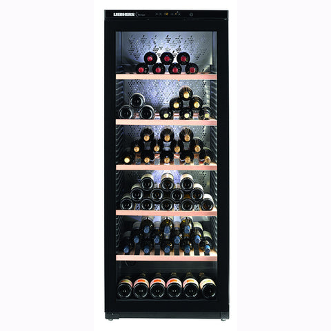 Liebherr WKgb 4113 Freestanding Single Zone Wine Cellar