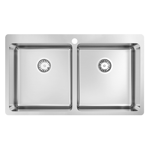 Abey LT45DA The Double Leichardt Laundry Sink