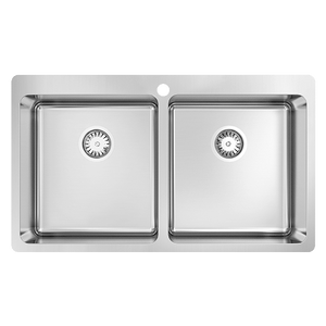 Abey LT45D The Double Leichardt Laundry Sink