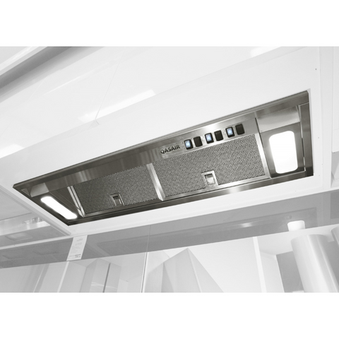 Qasair NDCH 90L-2 CLEARANCE Executive Range Undermount Rangehood