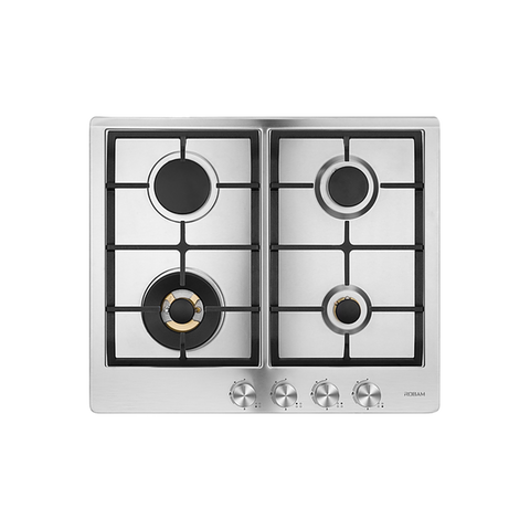 Robam JZ(T/Y)-G411 Defendi Stainless Steel Gas 4 Burner Cooktop