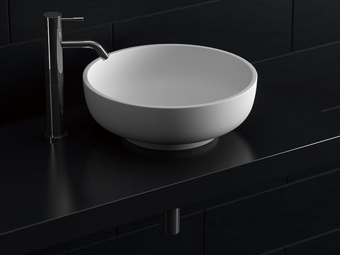 Kaskade RSA13-455mm Omnia Bench Mounted Basin