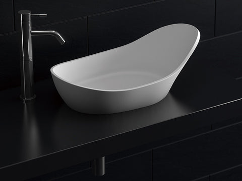 Kaskade RSA16-600mm Stratos Bench Mounted Basin