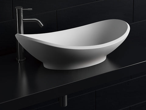 Kaskade RSA18-600mm Napoli Bench Mounted Basin