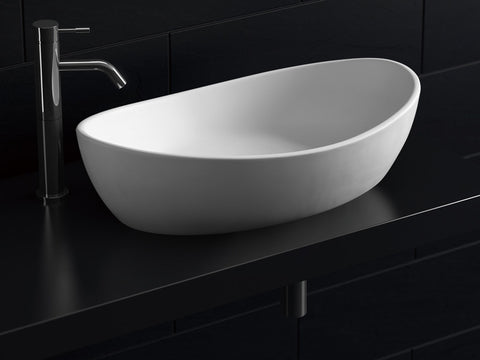 Kaskade RSA24-600mm Impro Bench Mounted Basin