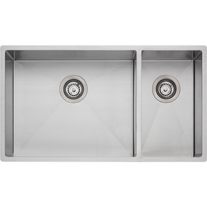 Oliveri SB35SS Spectra 1 & 1/2 Bowl Stainless Sink