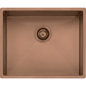 Oliveri SB50CU Spectra Single Bowl Copper Sink