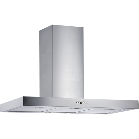 Schweigen DS3170ST 90cm Silent Vera Wallmount Rangehood (MODERATE COOKING)