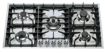 ILVE HP95DT Built-in Cooktop