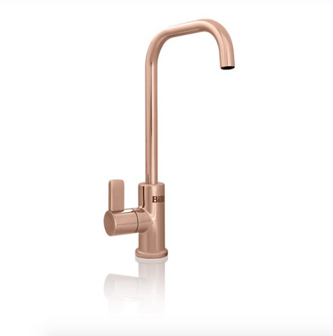 Billi 932060SRG Alpine 060 Series 3 Square Rose Gold 60 cups