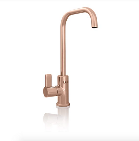 Billi 932210SRG Filter Tap Square Rose Gold