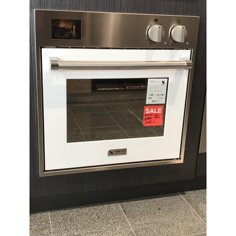 Steel GFE6-S FLOOR STOCK Genesi Range 60cm Built-in Combi-Steam Oven