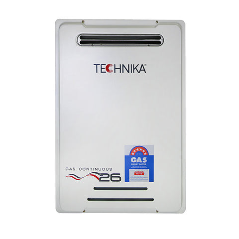 Technika THM2670NG Natural Gas 26 Litre Continuous Flow Water Heater