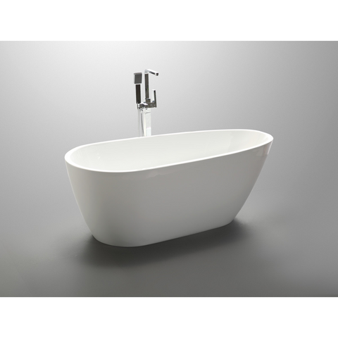 Unique 6515-1700 Brianna 1700mm Freestanding Bath