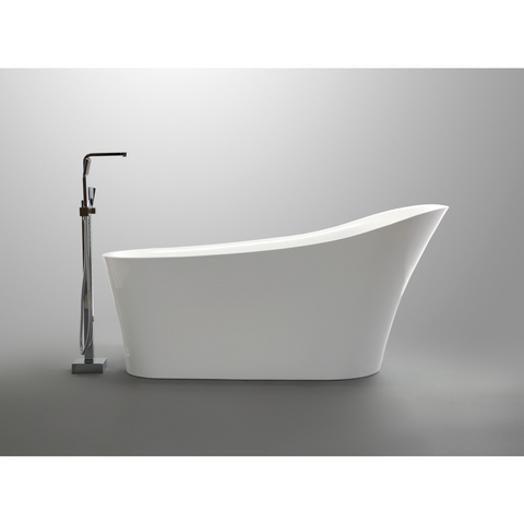 Unique 6519-1700 Nakita 1700mm Freestanding Bath