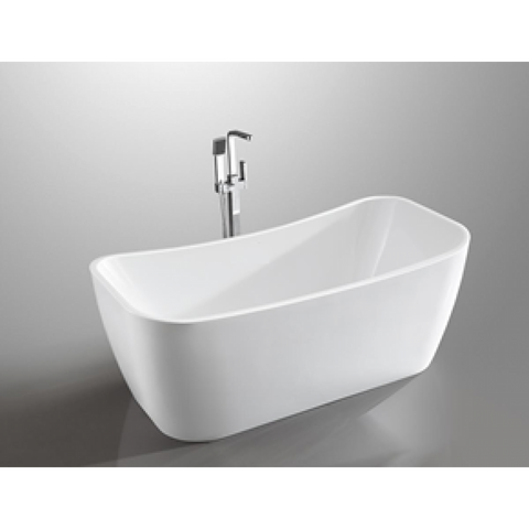 Unique 6526-1700 Livia 1700mm Freestanding Bath