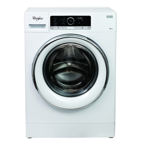 Whirlpool FSCR12420 10Kg 6th Sense Zen Direct Drive Front Loader Washing Machine
