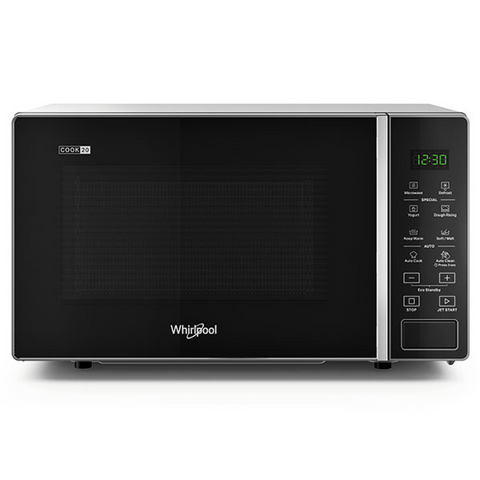 Whirlpool MWP201SB 20L Black Solo Microwave