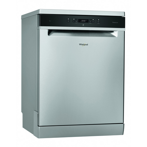 Whirlpool WFC3C26XAUS Large Capacity 6th Sense Stainless Steel Dishwasher