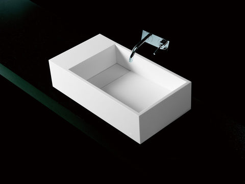 Kaskade York-150 500mm Powder Room Basin