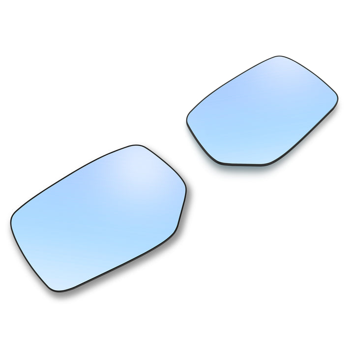civic blue convex blind spot mirror
