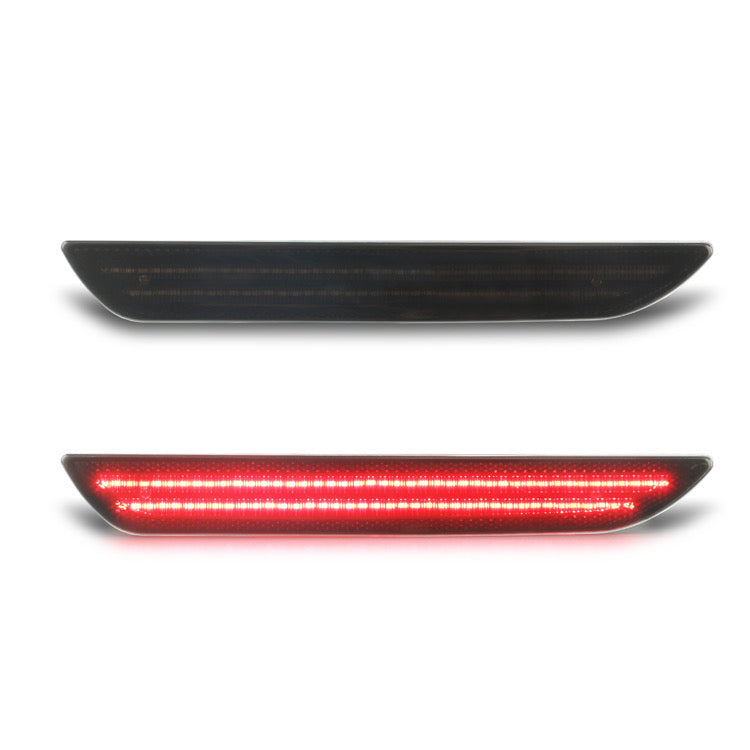 Ford Mustang 15+ | Rear Side Markers | Bright LED