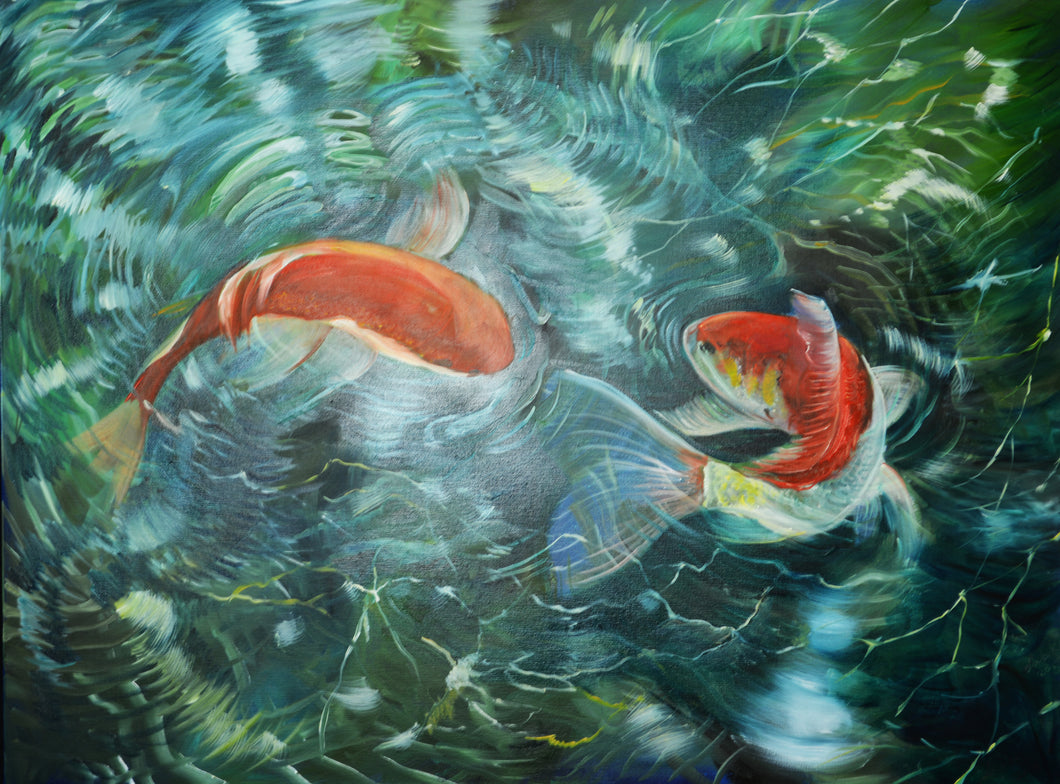 Koi Lovers Original