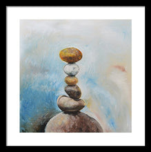 Load image into Gallery viewer, Balanced Path - Framed Print