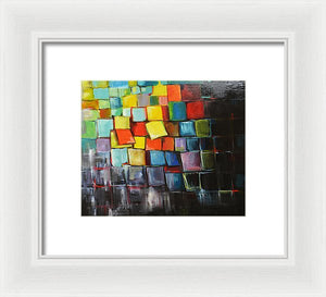 Faded Memories - Framed Print