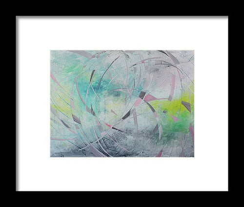 Memory Of Flight - Framed Print