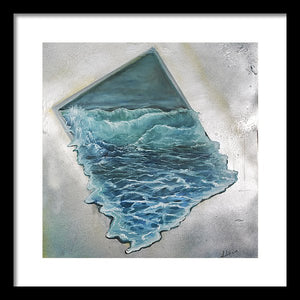 Ocean Dream - Framed Print