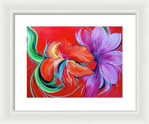 Passion - Framed Print