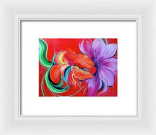 Load image into Gallery viewer, Passion - Framed Print