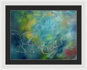 Path Of Life - Framed Print