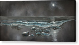 Reflection Of Dreams - Canvas Print