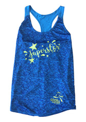 Superstar Tank- Blue