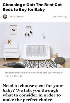 The Best Cot Beds to Buy for Baby- Thank you for choosing us!