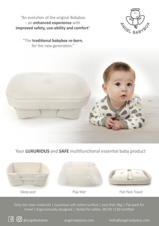 What furniture/s do we need in our baby's first few months?