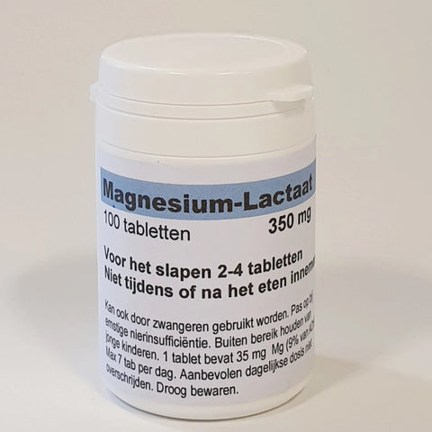 Magnesium Lactaat 350mg