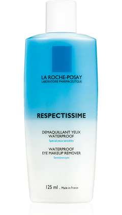 La Roche-Posay Respectissime Waterproof oog-makeup reiniging