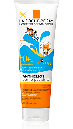 La Roche-Posay Anthelios Wet Skin gel lotion SPF50+