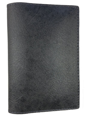 Vegan Leather Charcoal