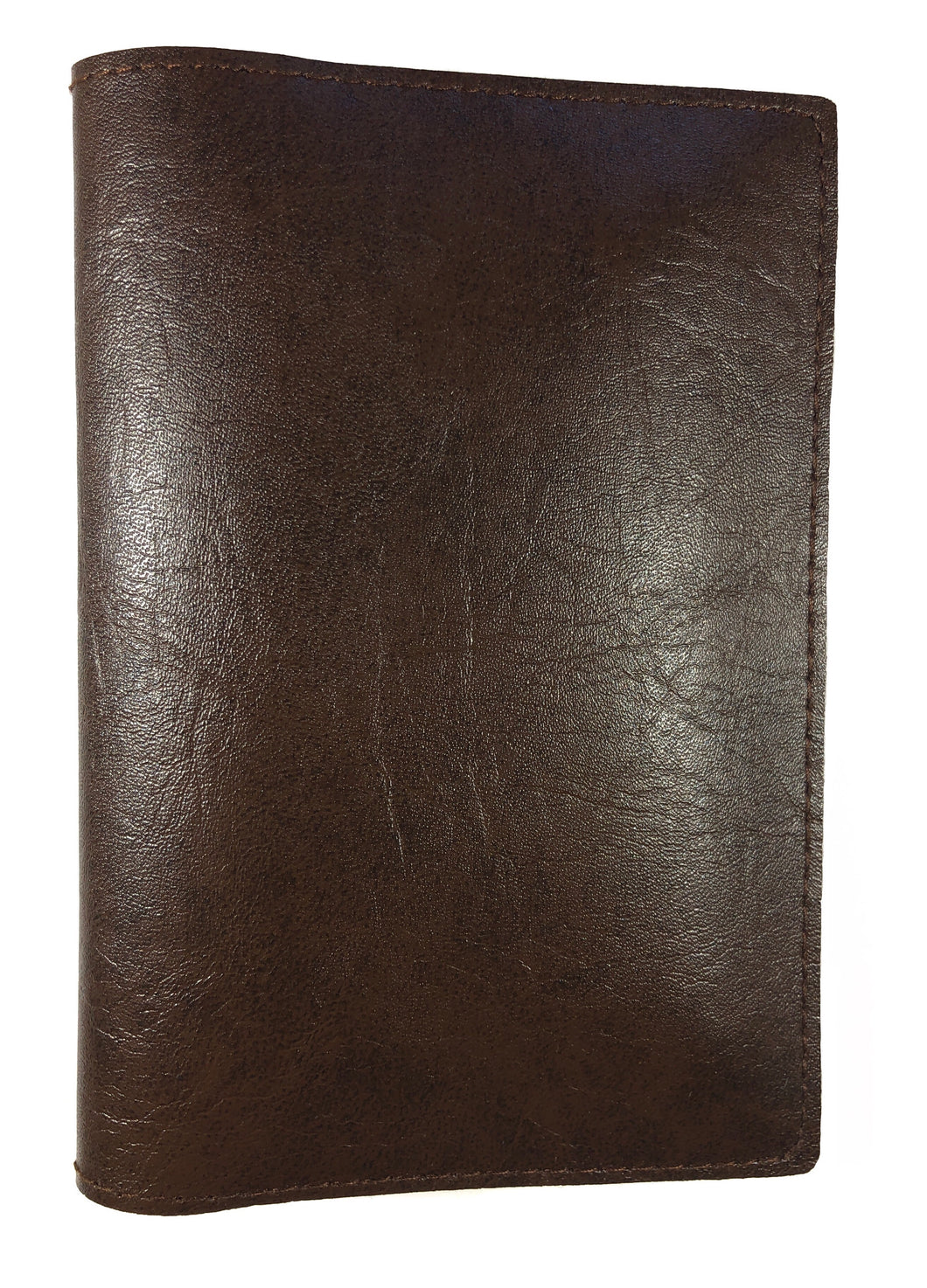 Vegan Leather Dark Brown