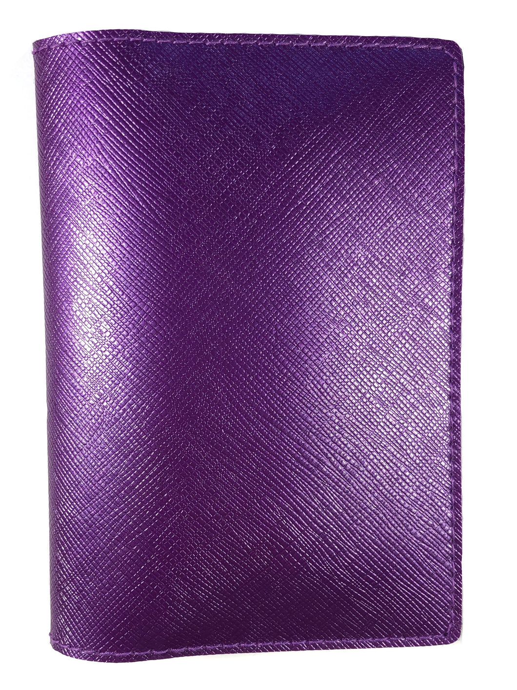 Saffiano Metalic Purple