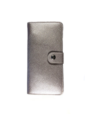 Saffiano Champagne Ladies Wallet